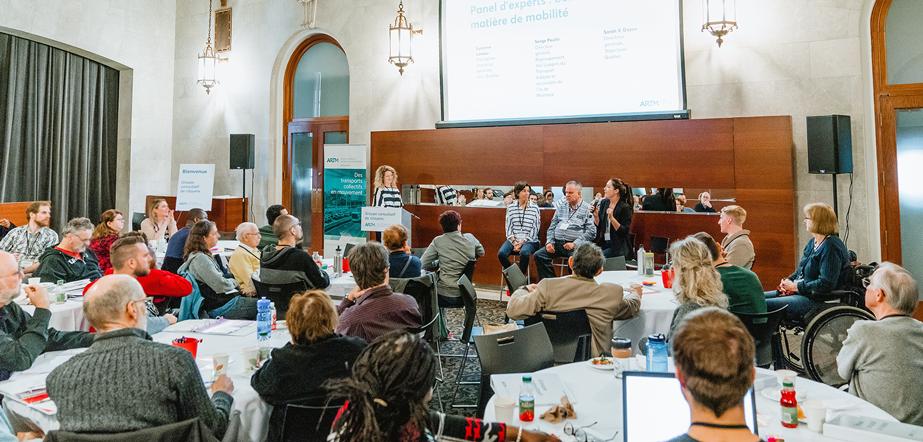 5 choses à savoir sur le groupe consultatif de citoyens de l'ARTM