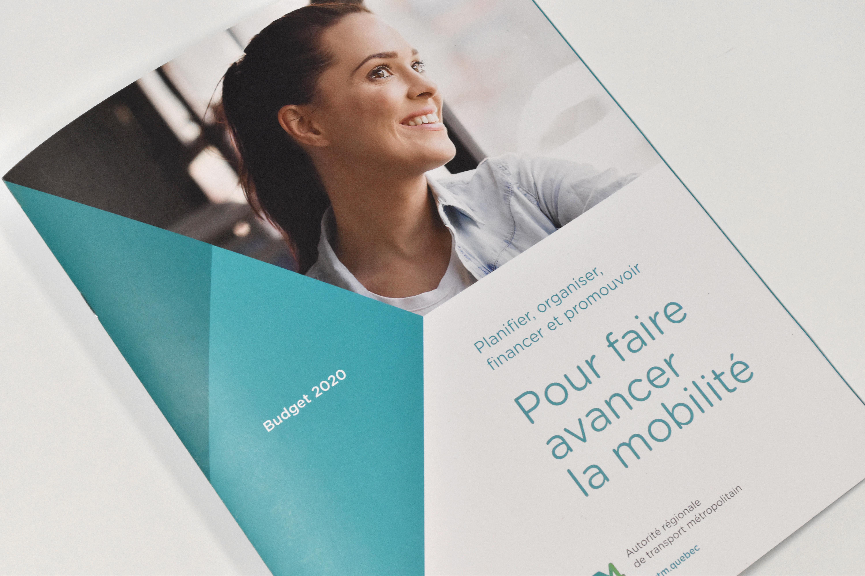 L'ARTM présente son budget 2020